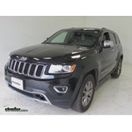 Glacier Cable Snow Tire Chains Review - 2014 Jeep Grand Cherokee