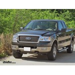 Gooseneck Trailer Hitch Installation - 2005 Ford F-150