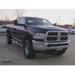 Gooseneck Trailer Hitch Installation - 2010 Dodge Ram