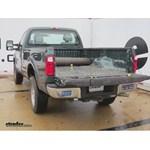 5th Wheel Trailer Hitch Installation - 2011 Ford F-350 Super Duty