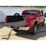 Gooseneck Trailer Hitch Installation - 2008 Dodge Ram Pickup