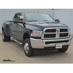 Gooseneck Trailer Hitch Installation - 2012 Dodge Ram Pickup
