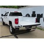 Gooseneck Trailer Hitch Installation - 2015 Chevrolet Silverado 2500