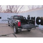 B and W Gooseneck Trailer Hitch Installation - 2015 GMC Sierra 2500