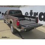 Gooseneck Trailer Hitch Installation - 2012 Ford F-350 Super Duty