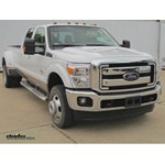Fifth Wheel Wiring Harness Installation - 2013 Ford F-350