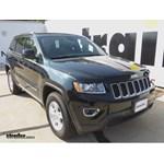 Hayes Genesis Trailer Brake Controller Installation - 2014 Jeep Grand Cherokee