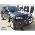 Hayes Syncronizer Trailer Brake Controller Installation - 2014 Jeep Grand Cherokee