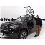 Yakima Roof Bike Racks Review - 2019 Toyota Tacoma