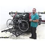 Hollywood Racks Hitch Bike Racks Review - 2014 Honda CR-V
