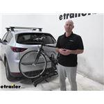 Hollywood Racks Hitch Bike Racks Review - 2020 Mazda CX-5