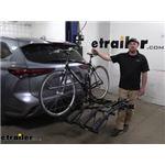 Hollywood Racks Hitch Bike Racks Review - 2021 Toyota Highlander
