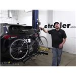 Hollywood Racks Hitch Bike Racks Review - 2020 Toyota RAV4