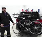 Hollywood Racks Expedition Trunk Bike Rack Review - 2017 Dodge Journey