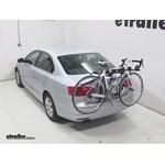Hollywood Racks Express 3 Bike Rack Review - 2013 Volkswagen Jetta