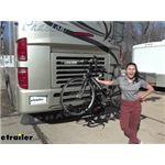 Hollywood Racks RV and Camper Bike Racks Review - 2008 Tiffin Phaeton Motorhome