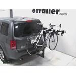 Hollywood Racks Traveler 5 Hitch Bike Rack Review - 2012 Honda Pilot