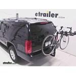 Hollywood Racks Traveler Hitch Bike Rack Review - 2013 GMC Yukon XL