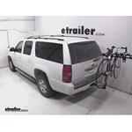 Hollywood Racks Traveler 5 Hitch Bike Rack Review - 2014 Chevrolet Suburban