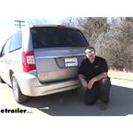 Hopkins Plug-In Simple Vehicle Wiring Harness Installation - 2014 Chrysler Town and Country