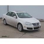 Hopkins Backup Sensor System Installation - 2010 Volkswagen Jetta