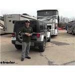 Hopkins Tail Light Wiring Kit Installation - 2018 Jeep JK Wrangler Unlimited