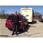 Hopkins Trailer Wiring Harness Installation - 2009 Ford Escape