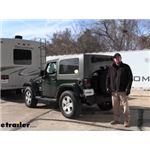 Hopkins Tail Light Wiring Kit Installation - 2010 Jeep Wrangler