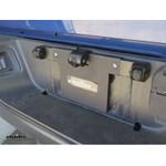 Hopkins Smart Hitch Backup Camera Installation - 2012 Ram 3500