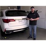 Hopkins Plug-In Simple Vehicle Wiring Harness Installation - 2020 Acura MDX
