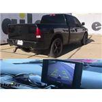 Hopkins Smart Hitch Backup Camera Installation - 2014 Dodge Ram Pickup