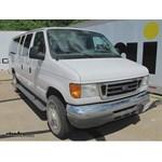 Trailer Wiring Harness Installation - 2006 Ford Van