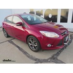 Tail Light Wiring Kit Installation - 2013 Ford Focus