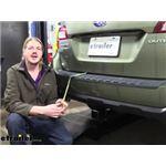 Hopkins Trailer Wiring Harness Installation - 2015 Subaru Outback Wagon