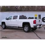 Hopkins Endurance Fifth Wheel Wiring Harness Installation - 2016 GMC Sierra 3500