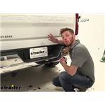 Hopkins 7- and 4-Pole Trailer Connector Socket Installation - 2020 Chevrolet Silverado 1500