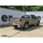 Trailer Wiring Harness Installation - 2002 Chevrolet Silverado