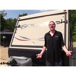 Hopkins VueSMART RV and Trailer Backup Camera Installation - 2014 Palomino Solaire Travel Trailer