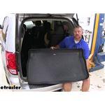 Husky Liners Classic Cargo Liner Review - 2011 Dodge Grand Caravan