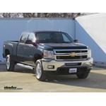 Husky Front Center Hump Floor Liner Review - 2014 Chevrolet Silverado 2500