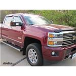 Husky WeatherBeater Front and Rear Floor Liners Review - 2015 Chevrolet Silverado 3500