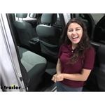 Husky Liners X-act Contour 2nd Row Floor Liners Review - 2020 Toyota Tacoma
