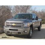 Husky Front Mud Flap Installation - 2012 Chevrolet Silverado