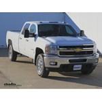 Husky Front Mud Flaps Installation - 2014 Chevrolet Silverado 2500