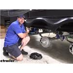 Hydrastar Brake Kit Installation - 2020 Grand Design Momentum 5W Toy Hauler