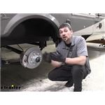 HydraStar Hydraulic Brake Line Kit Installation - 2020 Jayco Pinnacle Fifth Wheel