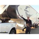 HydraStar Electric Over Hydraulic Disc Brake Actuator Installation - 2014 Heartland RV Bighorn Fifth