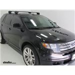 Inno Roof Rack Installation - 2010 Ford Edge