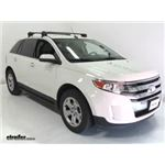 Inno Roof Rack Review - 2012 Ford Edge