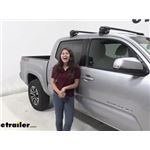 Inno Roof Rack Review - 2020 Toyota Tacoma
